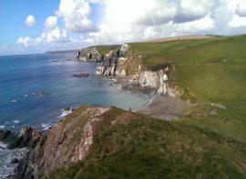 North Wales location
