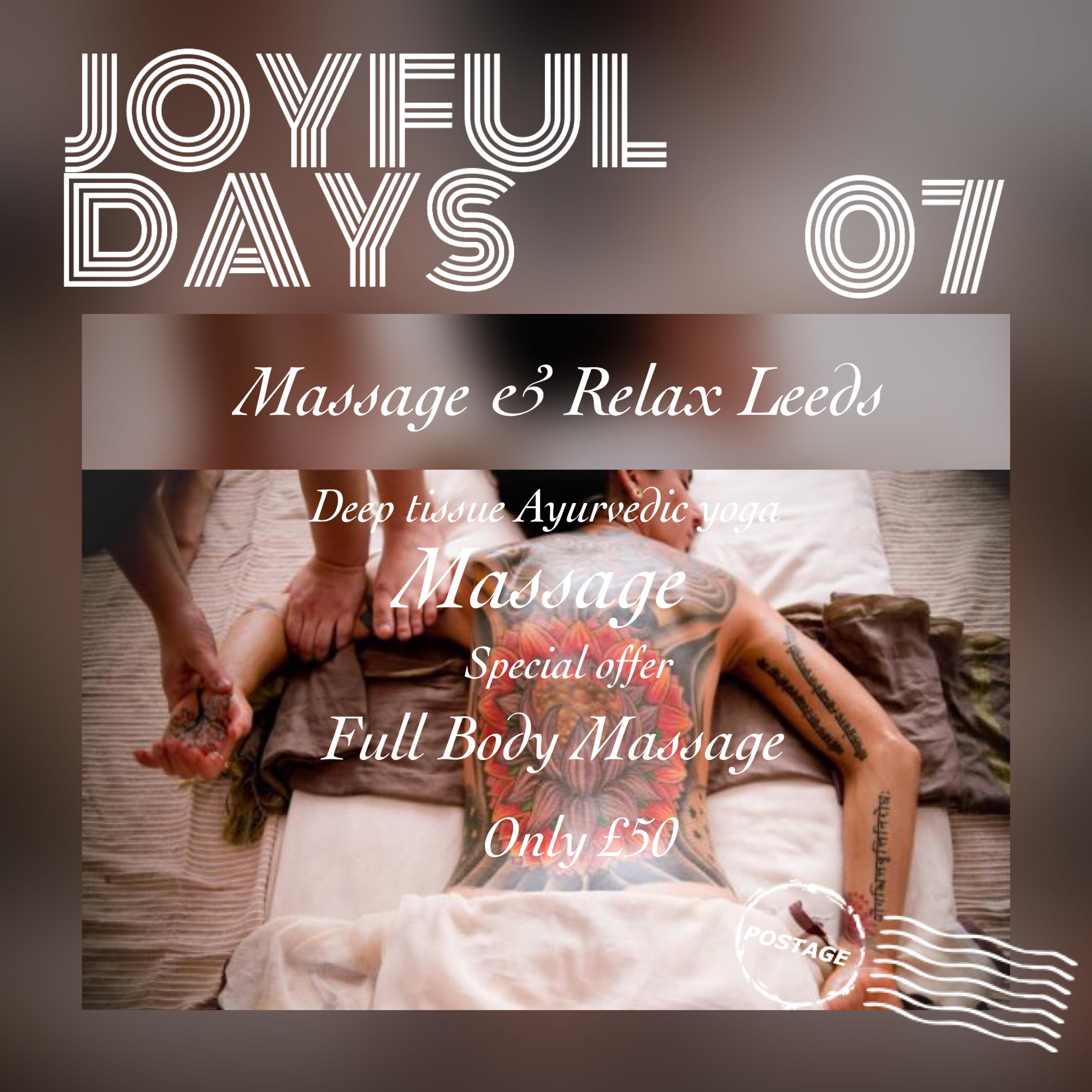 Massage & Relax Leeds
